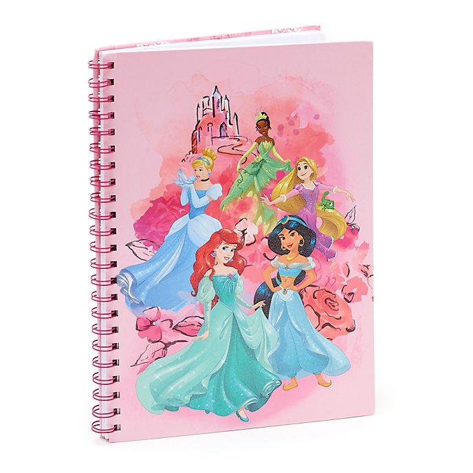 Cuaderno A4 princesas Disney, Disney Store