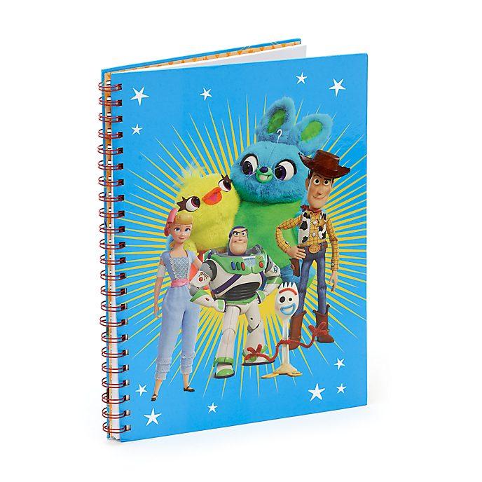 Disney Store - Toy Story4 - DINA4-Notizbuch