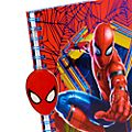 Disney Store Cahier A4 Spider-Man