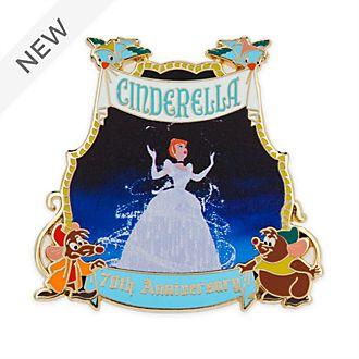 Disney Store Cinderella 70th Anniversary Pin