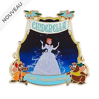 Disney Store Pin's70e anniversaire de Cendrillon
