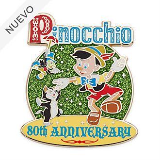 Pin Pinocho 80.º aniversario, Legacy, Disney Store