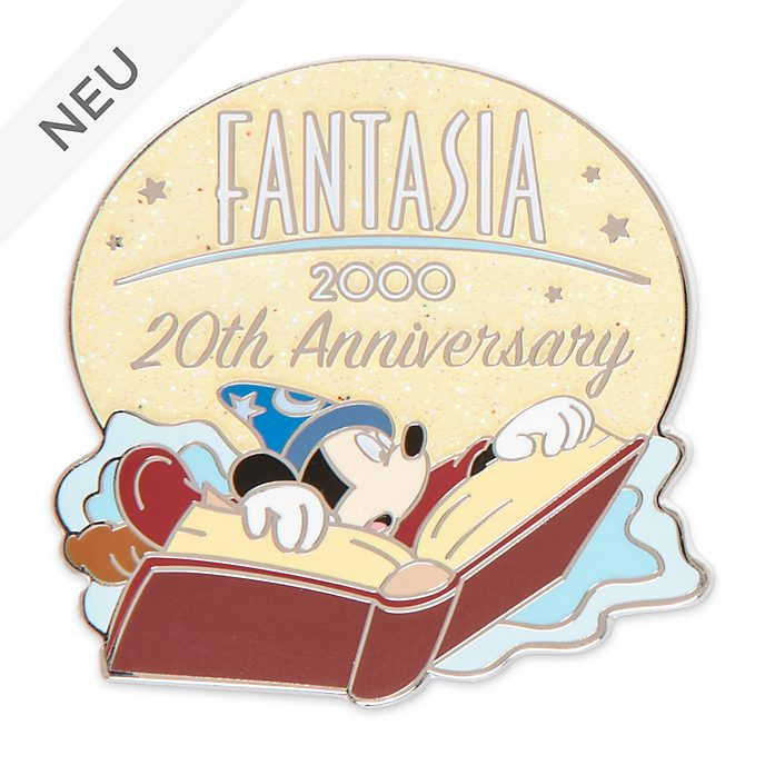 Disney Store - Legacy Collection - Fantasia 2000 - Anstecknadel zum 20. Geburtstag