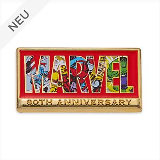 Disney Store - Legacy Collection - Marvel - Anstecknadel zum 80.Geburtstag