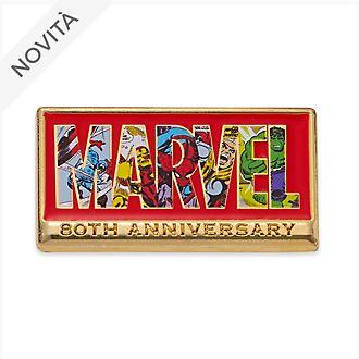 Pin 80° anniversario Legacy Marvel Disney Store