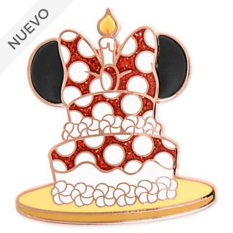 Pin cumpleaños Minnie Mouse, Disney Store