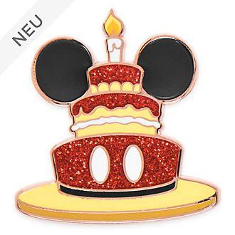 Disney Store - Micky Maus - Anstecknadel zum Geburtstag