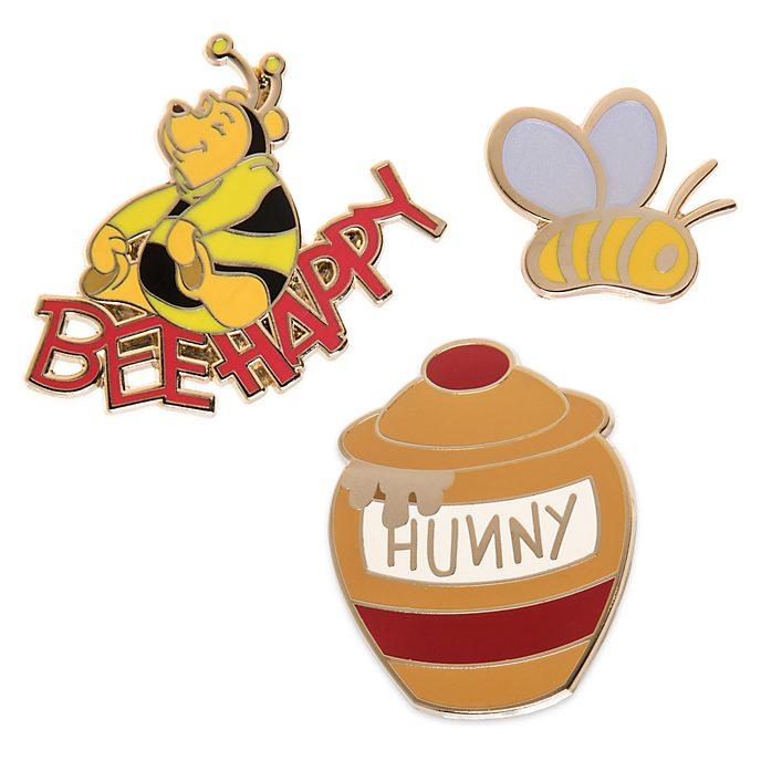 Set pins Winnie The Pooh, Disney Store
