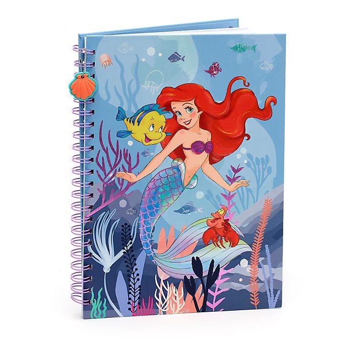 Disney Store Cahier A4La Petite Sirène