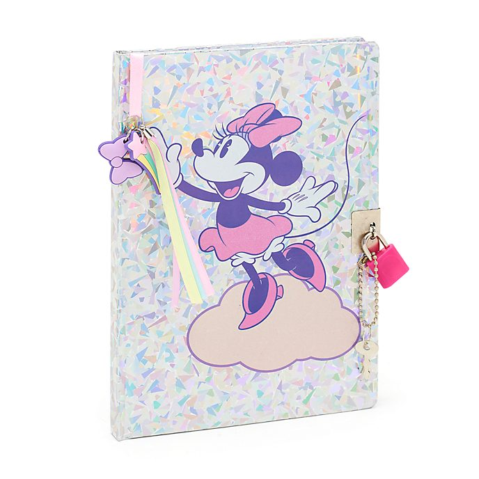 Disney Store Minnie Mouse Mystical Diary