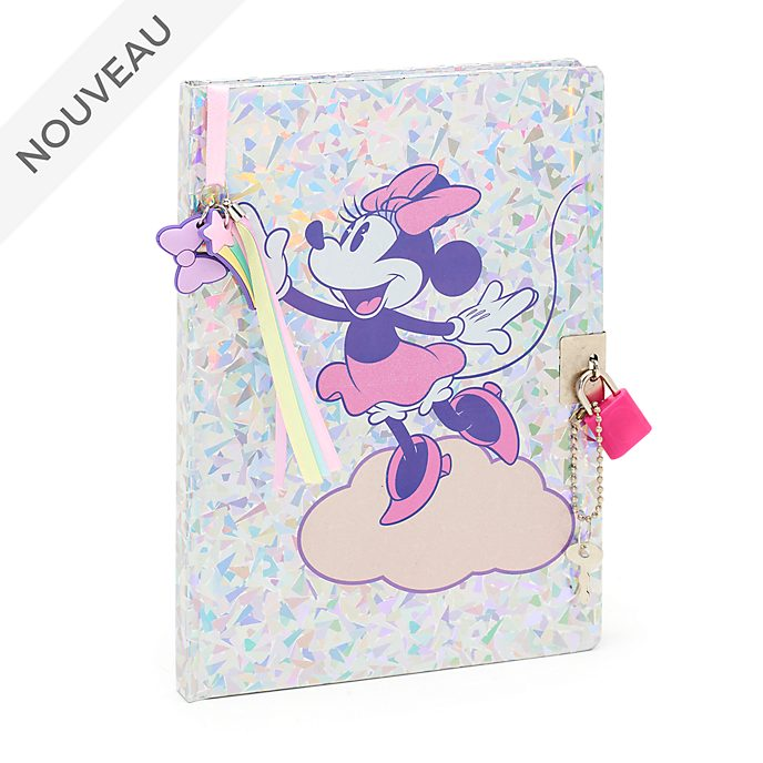 Disney Store Journal Minnie mystique