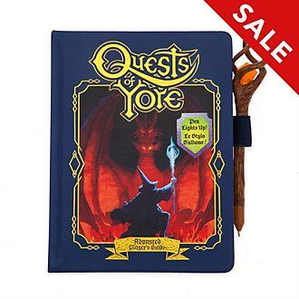 Disney Store - Onward: Keine halben Sachen - Quests of Yore - DIN A5-Notizbuch im Stil einer Replik