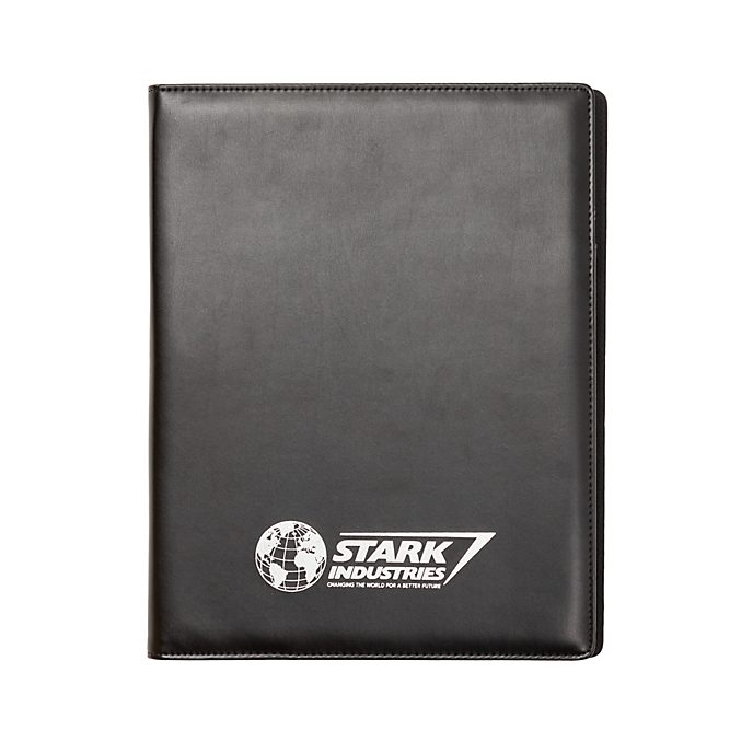 Disney Store Stark Industries A4 Padfolio