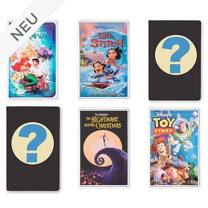 Disney Store - Mystery Collection - VHS-Anstecknadel
