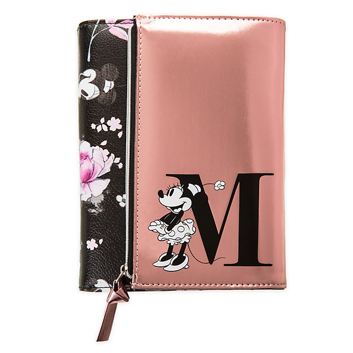 Disney Store Positively Minnie A5 Padfolio