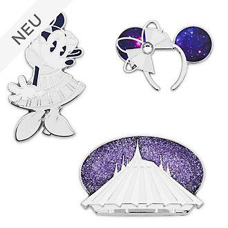 Disney Store - The Main Attraction - Minnie Maus - Anstecknadelset - 1 von 12