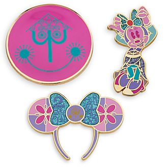 Set pins Minnie Mouse The Main Attraction, Disney Store (4 de 12)