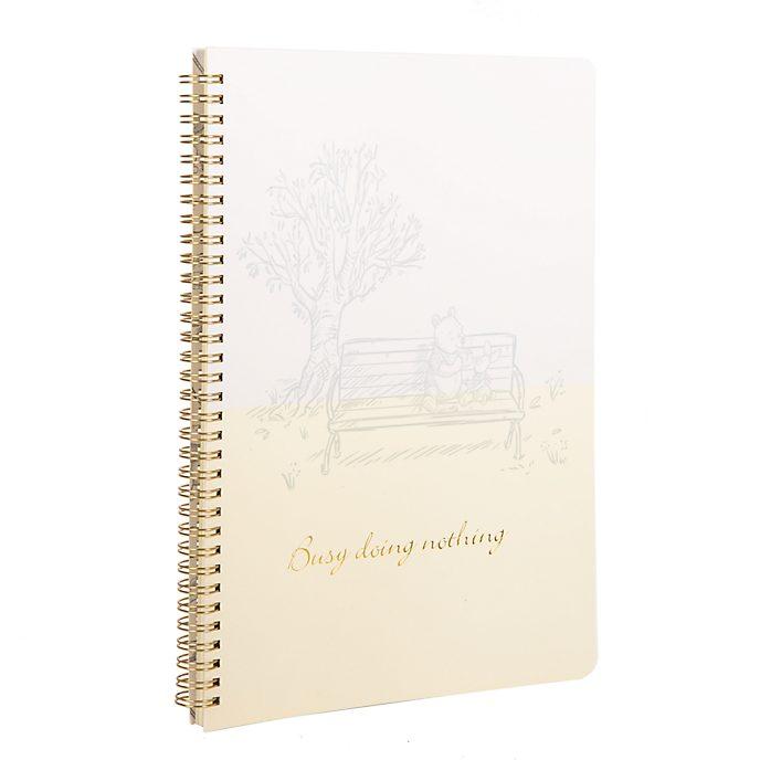 Disney Store - Winnie Puuh - DINA4-Notizbuch