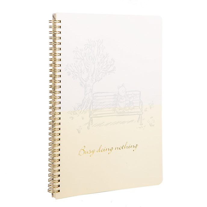 Cuaderno A4 Winnie the Pooh, Disney Store