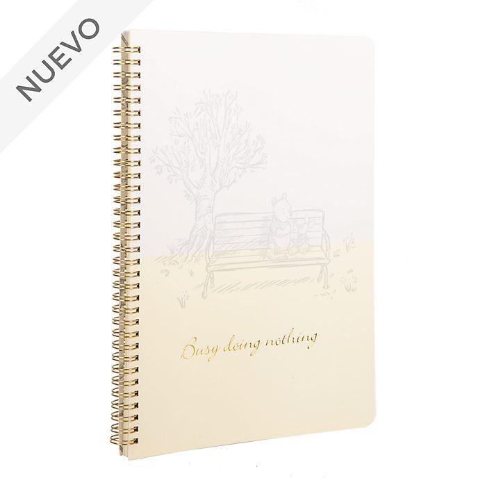Cuaderno A4 Winnie the Pooh, Disney Store