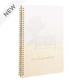 Disney Store Winnie the Pooh A4 Notebook
