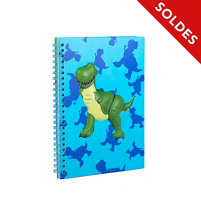 Disney Store Cahier A5 Rex, Toy Story