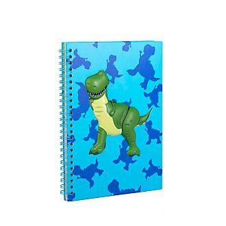 Disney Store Rex A5 Notebook, Toy Story