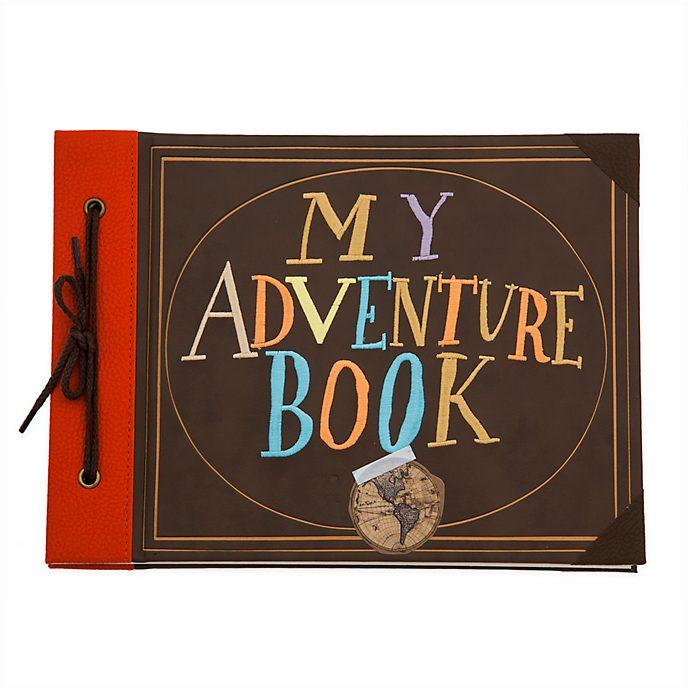 Disney Store - Oben - DIN A4-Abenteuerbuch im Stil einer Replik