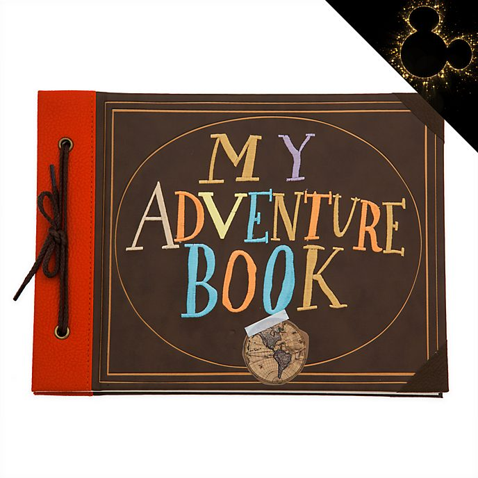 Taccuino A4 Replica del libro delle avventure Up Disney Store