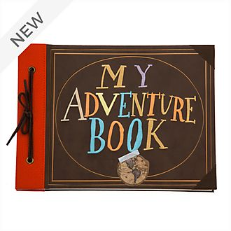 Disney Store Adventure Book A4 Replica Journal, Up
