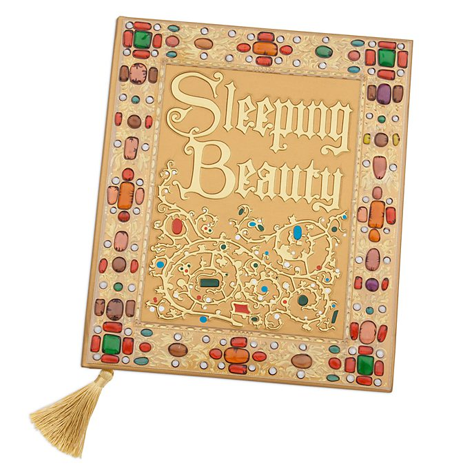 Disney Store Sleeping Beauty A4 Replica Journal