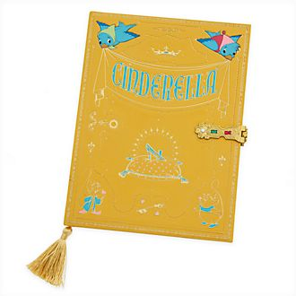 Disney Store Cinderella A4 Replica Journal