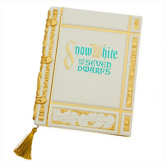 Disney Store Snow White and the Seven Dwarfs A4 Replica Journal