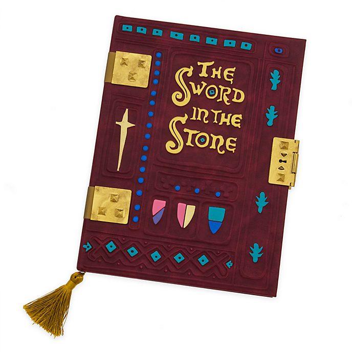 Disney Store - Die Hexe und der Zauberer - DINA4-Notizbuch im Stil einer Replik