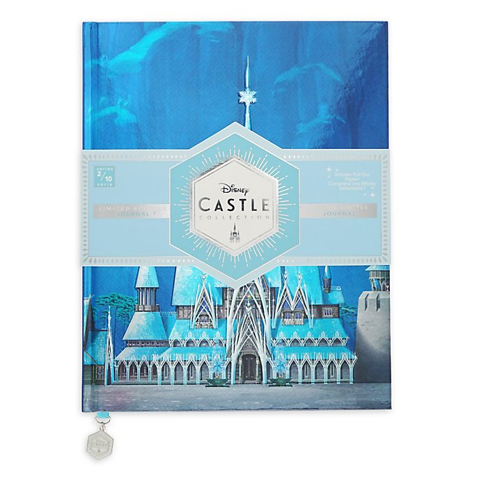 Disney Store Frozen Castle Collection Journal, 2 of 10
