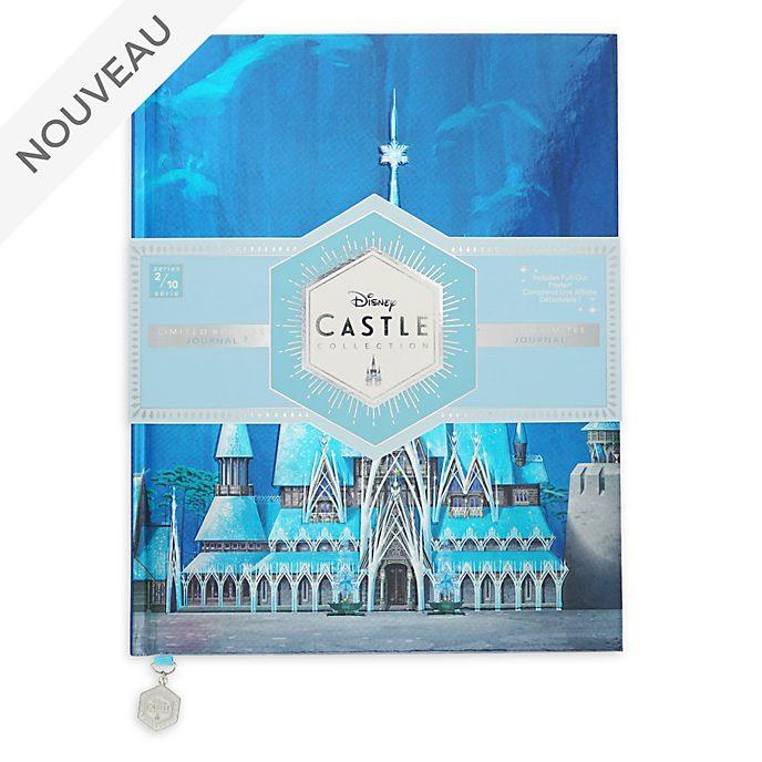 Disney Store Carnet Château de la Reine des Neiges, Disney Castle, 2sur10