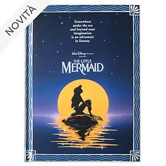 Diario poster del film La Sirenetta Disney Store