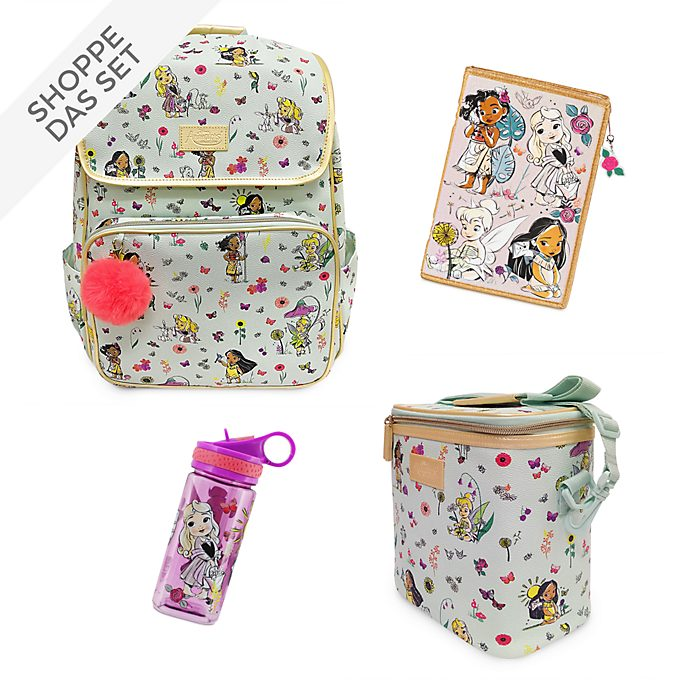 Disney Store - Disney Animators' Collection - Back to School-Collection