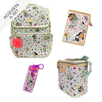Collezione Back to School Disney Animators Disney Store