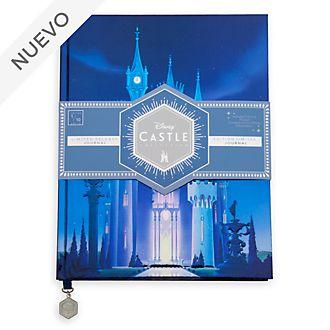 Diario La Cenicienta, colección Castle, Disney Store (1 de 10)