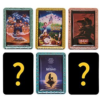 Disney Store Disney Classics Film Poster Mystery Pin