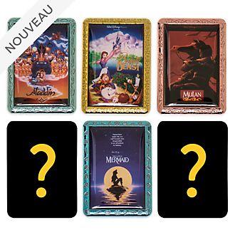 Disney Store Pin's mystère Affiche de Grand Classique Disney
