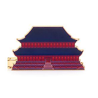 Pin Mulán, colección Castle, Disney Store (3 de 10)