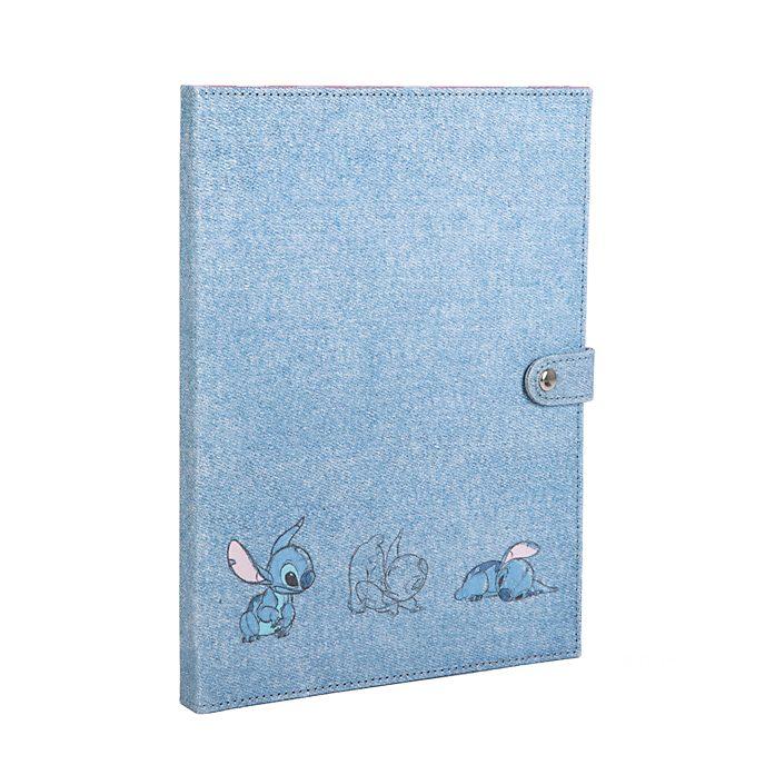 Disney Store Padfolio Lilo & Stitch
