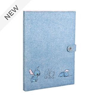 Disney Store Lilo and Stitch Padfolio