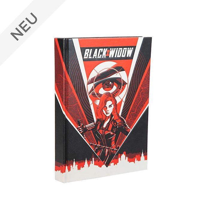 Disney Store - Black Widow - Notizbuch