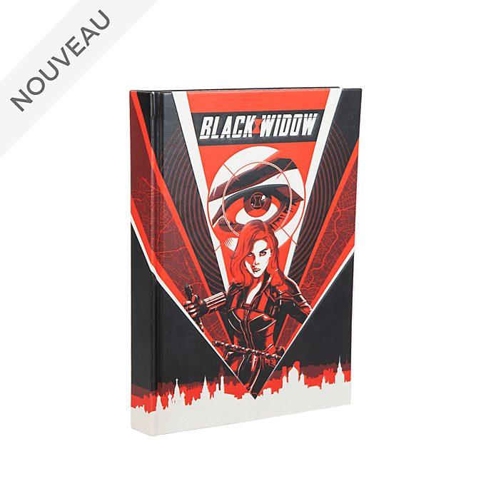 Disney Store Journal Black Widow