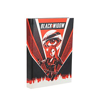 Disney Store Black Widow Journal