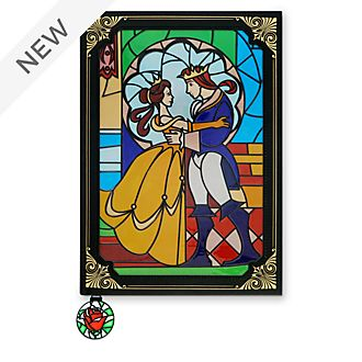 Disney Store Beauty and the Beast A4 Journal