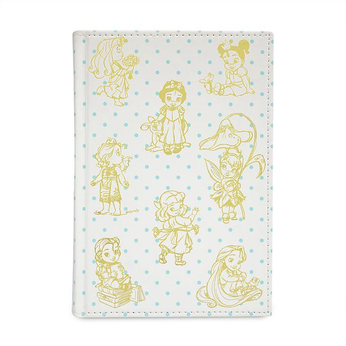 Disney Store - Disney Animators' Collection - Notizbuch